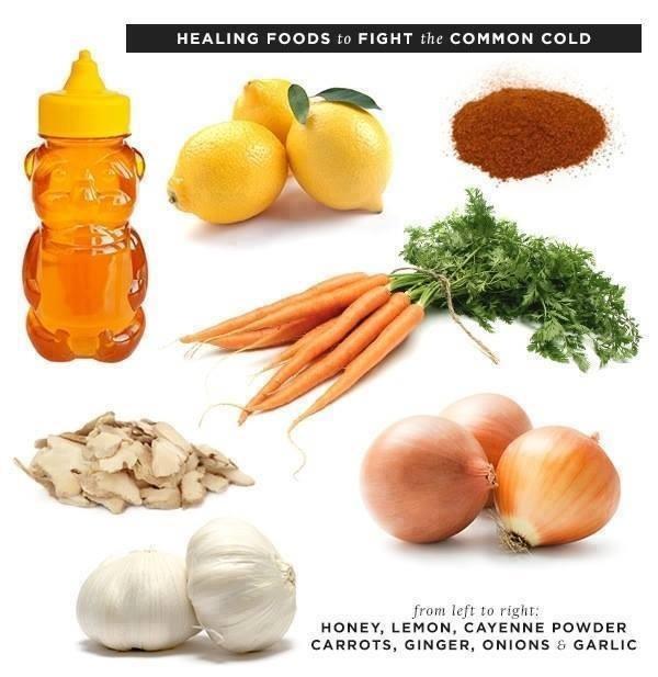 Healing Foods