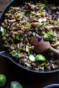 Nutty-Wild-Rice-and-Shredded-Brussels-Sprout-Stuffed-Mini-Pumpkins-4
